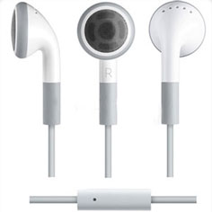 Earbuds for Apple